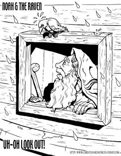 Bible Coloring Pages | 319x246